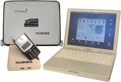 HNS9201 BGAN
