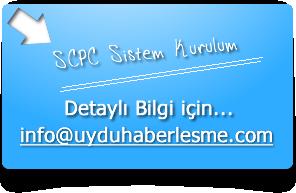 SCPC Hizmetleri