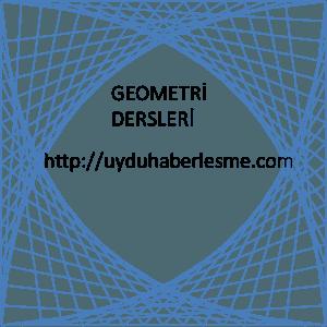 Geometri Dersi Başlangıç