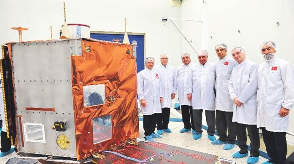 İlk Keşif Uydusu Göktürk-2