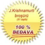 jiddu krishnamurti e-kitap